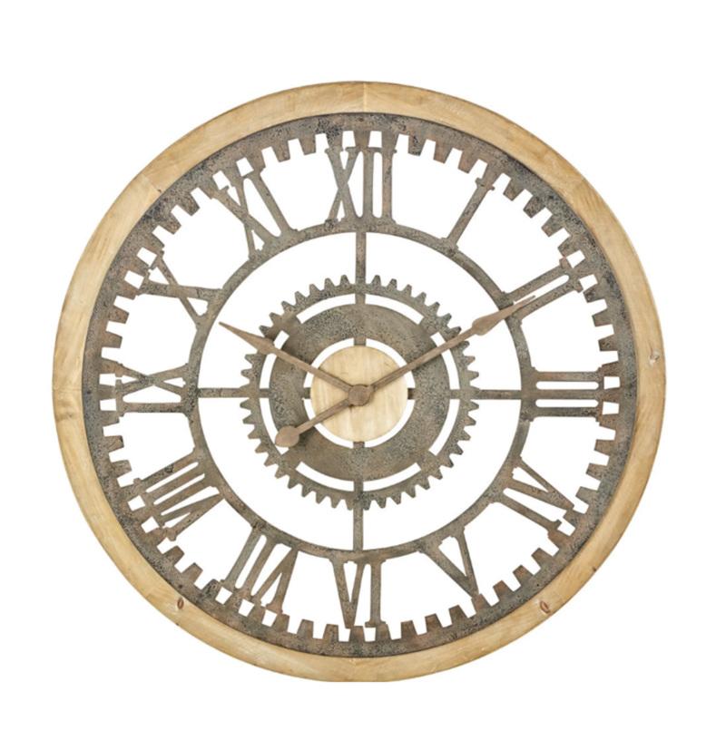 欧美结构挂钟