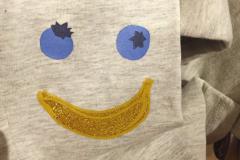 好吃更好玩的香蕉图案,对孩子充满了吸引力