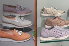 鞋類風格解析,風格多元的主導色