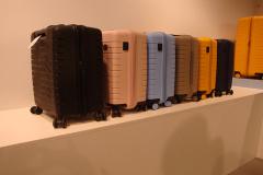箱包趋势分析,行李箱的极简主义