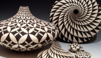 传统艺术元素在现代工艺品中的运用