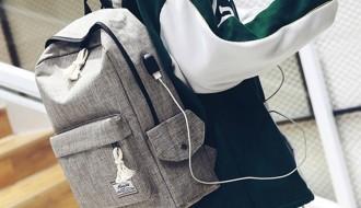 手提盾牌电脑背包