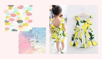 2019春夏女童印图趋势--甜蜜Patty