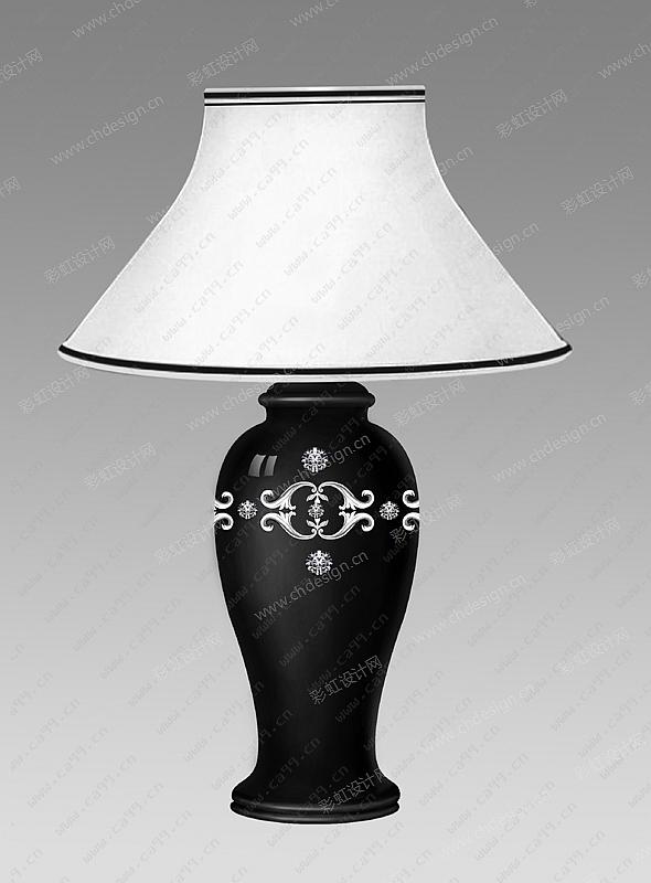 台灯贴钻系列设计图