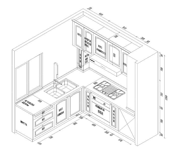 衣柜衣櫥設計圖片