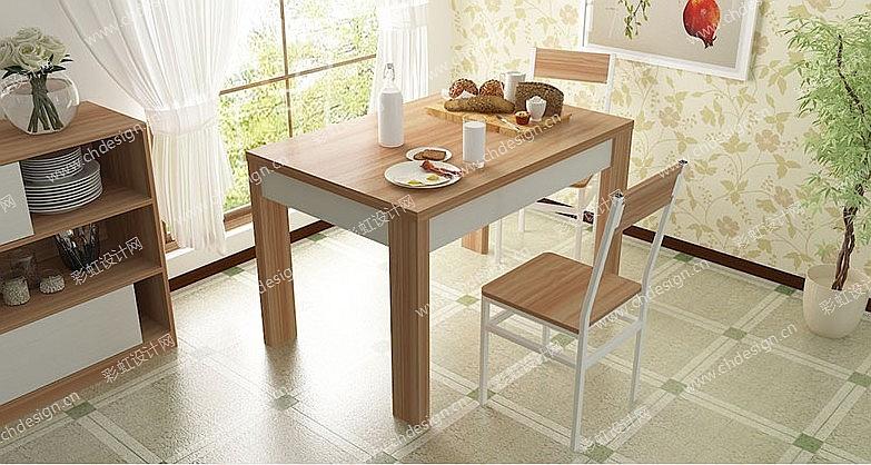 彩虹设计网 设计案例 工艺品设计 家具设计 桌子,柜子