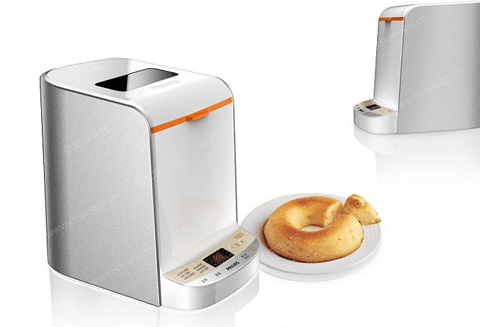 工业设计/产品设计 面包机