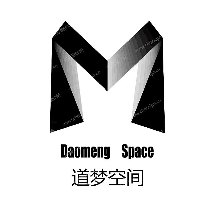 道梦空间 logo设计