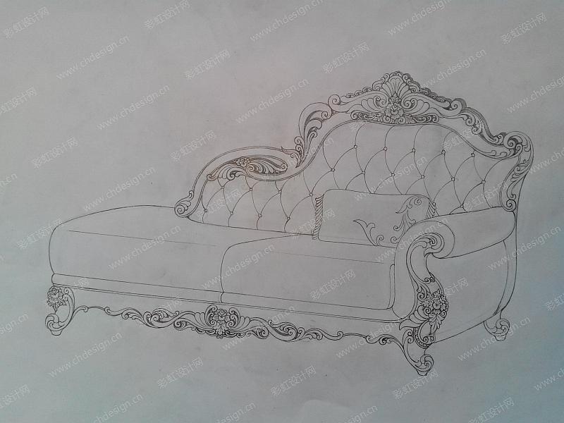 简笔画 手绘 素描 线稿 800_600