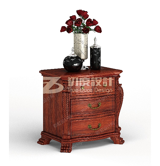 欧式家具设计-设计案例