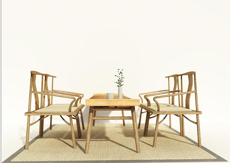 明式家具设计-设计案例