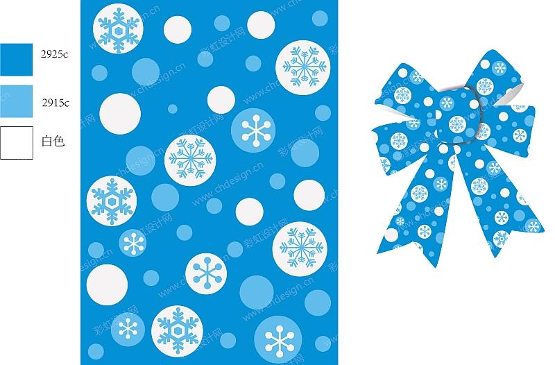 圣诞元素图案设计图片