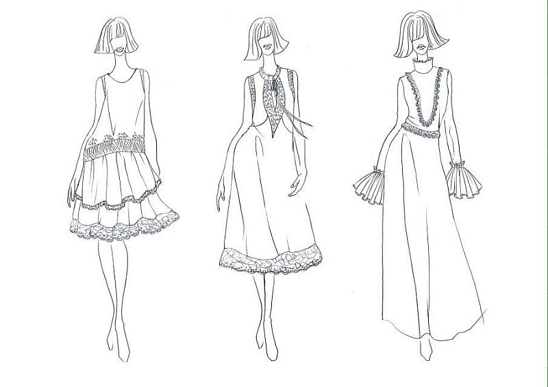 服装 时尚女装