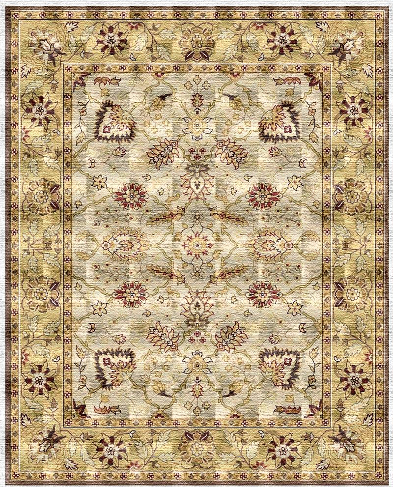 传统地毯图案设计-设计案例