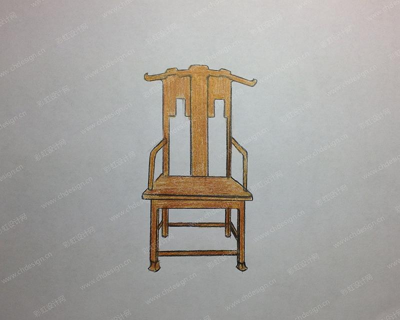 椅子创意手绘图片大全