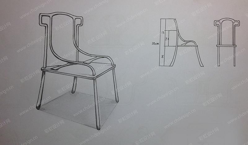 中式家具椅子