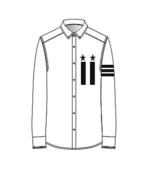 衬衫-设计案例_彩虹设计网