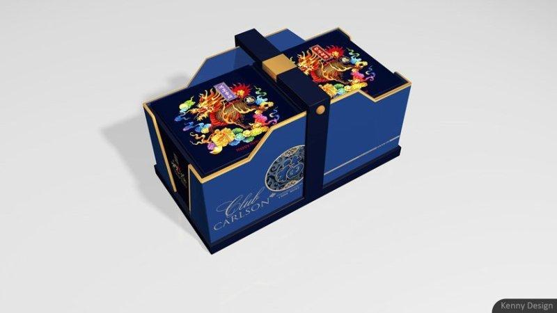 礼品食品包装设计 年货图片