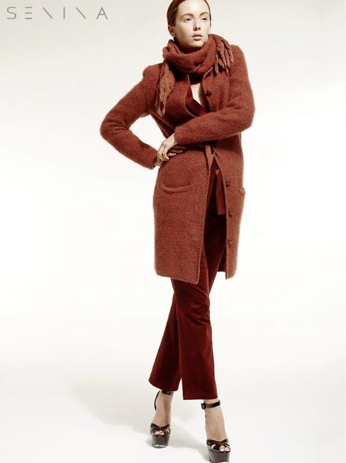 秋冬服裝設計