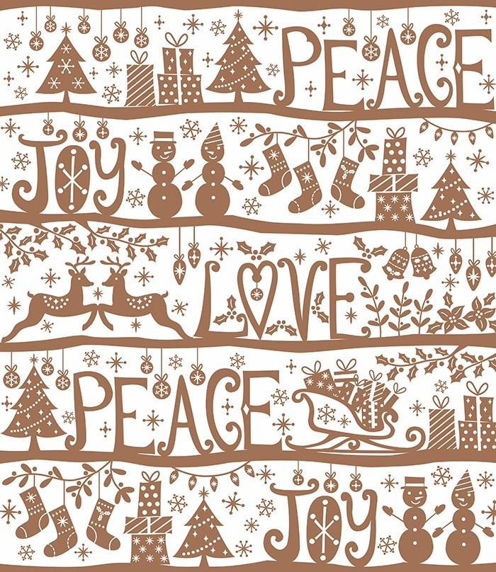 圣诞神话图案设计图片