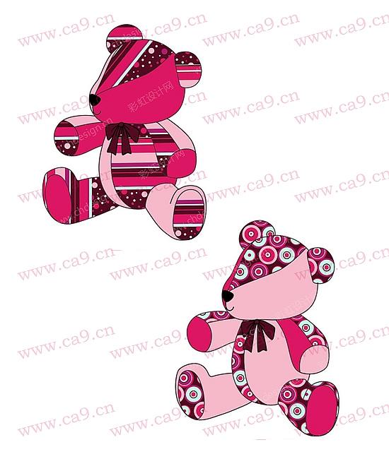 动物老鼠娃娃-设计案例