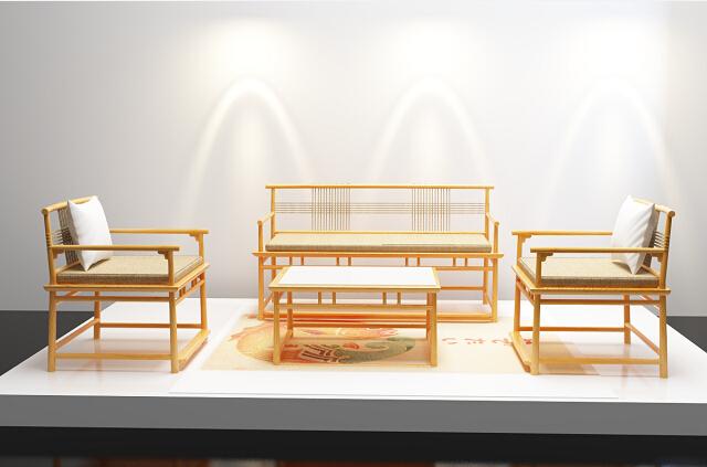 新中式家具设计师翟伟民:对古家具情有独钟