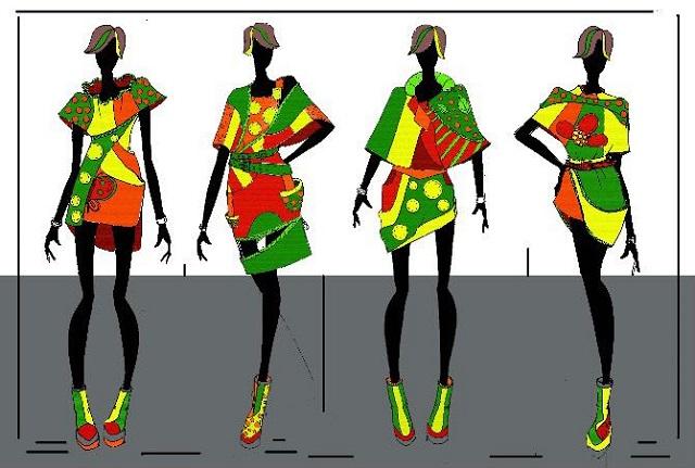 牛仔服装设计师王小萍:深爱着服装设计
