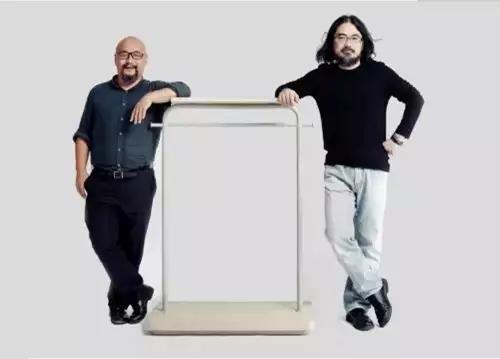 瑞德设计创始人李琦与联合创始人晋常宝