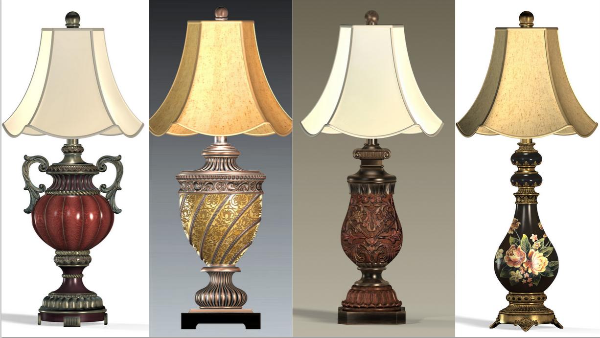 台灯设计师优选  欧美,国内 卫浴,台灯,礼品 陶瓷,树脂,五金,木头图片