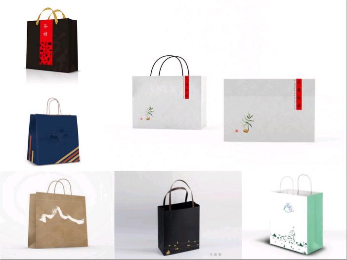 纸质手提袋设计师集锦优选推荐