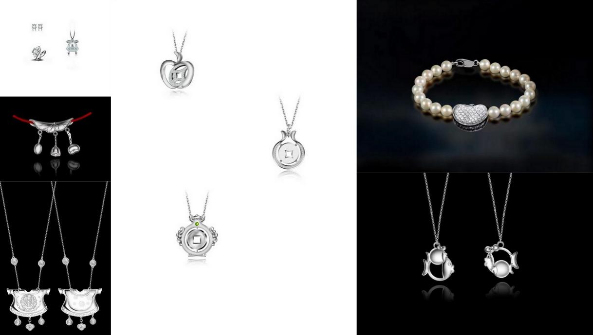 珠宝首饰优选设计师