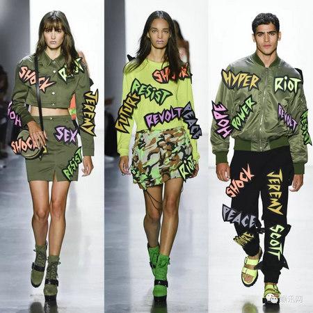 紐約設計師異想天開,用炫麗色彩包裹下一季時裝(圖4)