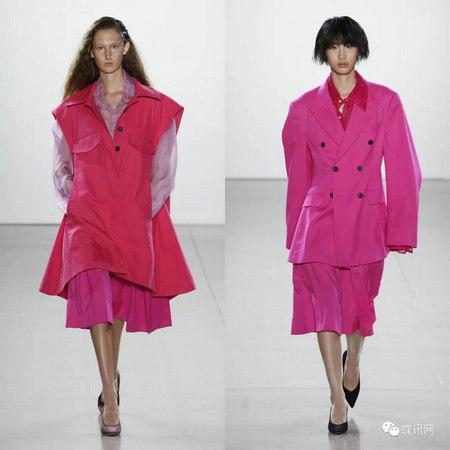 紐約設計師異想天開,用炫麗色彩包裹下一季時裝(圖20)