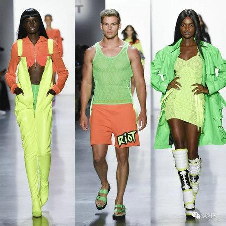 紐約設計師異想天開,用炫麗色彩包裹下一季時裝(圖6)