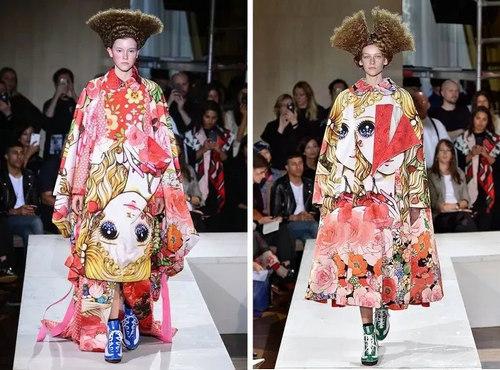 2019春夏流行趋势,5大时装图案风格抢先看
