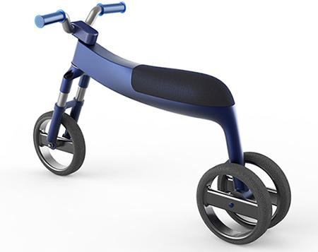 雪陆两栖自行车设计