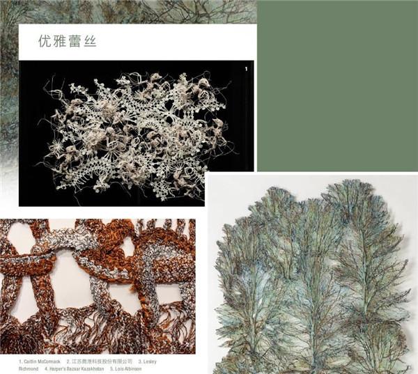 2019/20秋冬女士针织趋势:奇愈(图11)