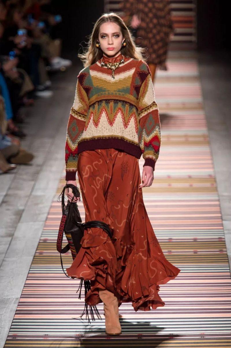 今年最流行的印花毛衣都在這里,誰穿誰好看!(圖8)