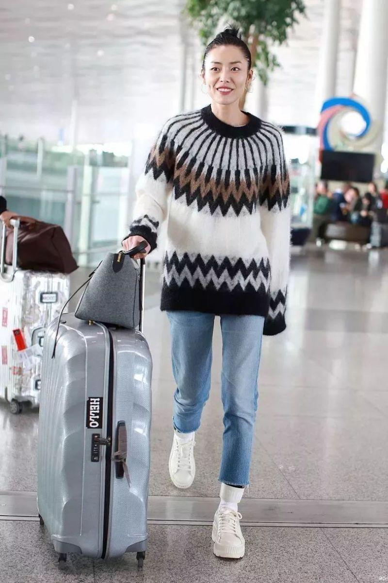今年最流行的印花毛衣都在這里,誰穿誰好看!(圖4)