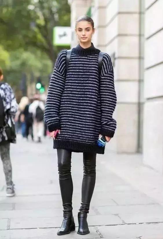 今年最流行的印花毛衣都在這里,誰穿誰好看!(圖21)