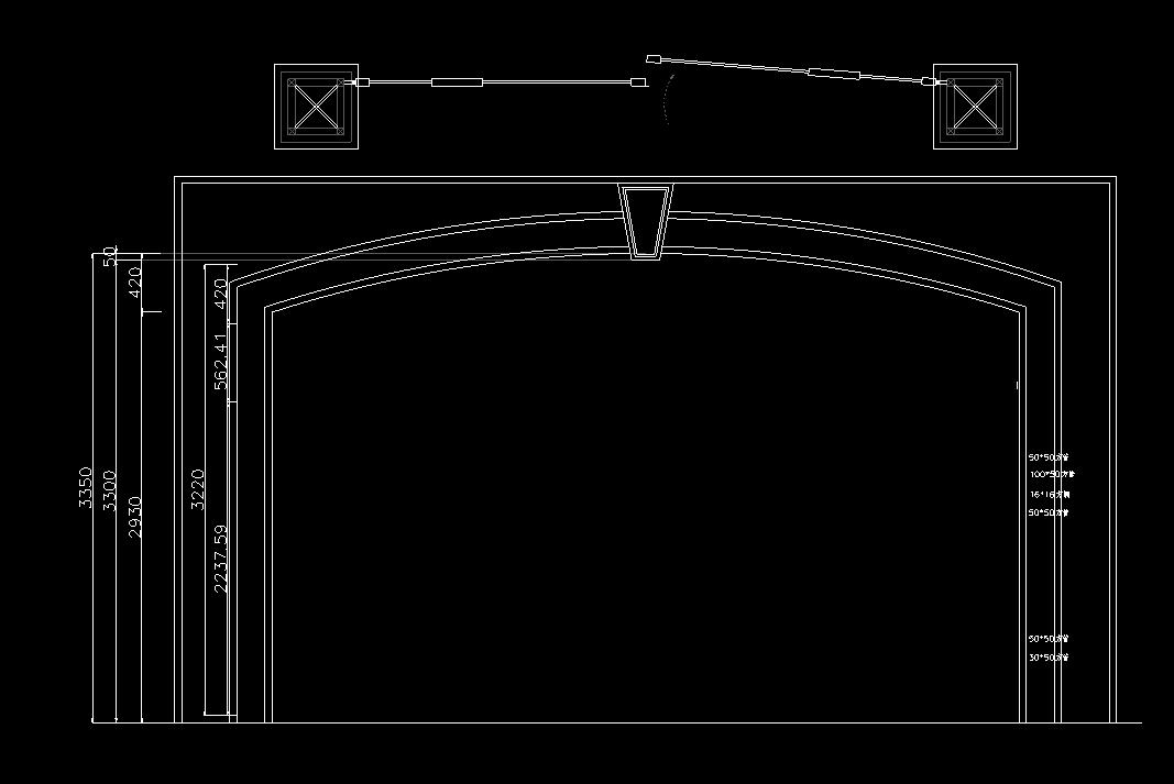 一、具体设计要求: 1、按照所给的风格图片和cad尺寸设计,要了解铁艺的艺术表现形式,如果对结构熟悉的也可提供细节图。 2、客户长期设计的需求,有意者可多查阅铁艺资料,以备后期图纸所需。 3、搭配需求:整体结构要合理,要有正视图、俯视图、细节图。 注意事项:所给参考图片 cad 未经允许不可转发盗用,无意中下载的24小时内必须删除。应征作品请上传JPG格式效果图(包含:正视图、俯视图、细节图)。采纳后需提供CAD格式。 4、产品的设计要能够投入实际生产、但必须是原创。 5、对重要细节(产品工艺)、比例尺寸