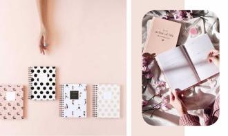 笔记本流行趋势--韩系小清新
